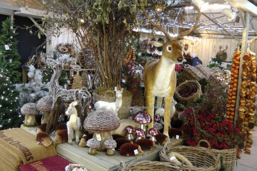 To sum up, Burford Garden centre have a fair range of Christmas decorations and trees but nothing special for the fourth largest garden centre in the UK by ...