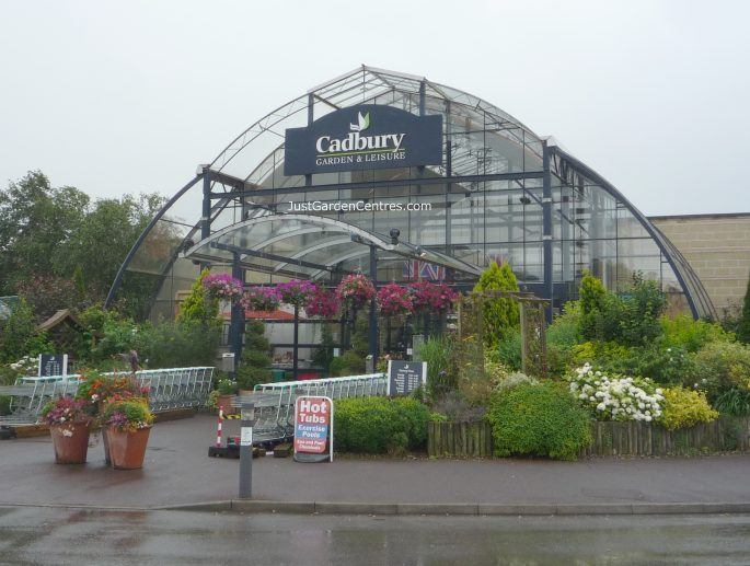 Cadbury garden centre bristol justgardencentres for Garden centre