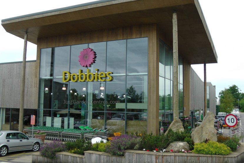 Garden Centre: Dobbies Garden Centre Cirencester