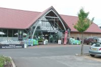Entrance to Stratford Garden Centre