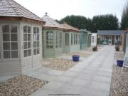 Excellent selection of garden buildings