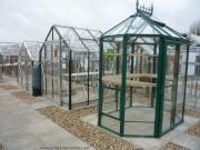 GBC Greenhouses at Van Hage in Ware