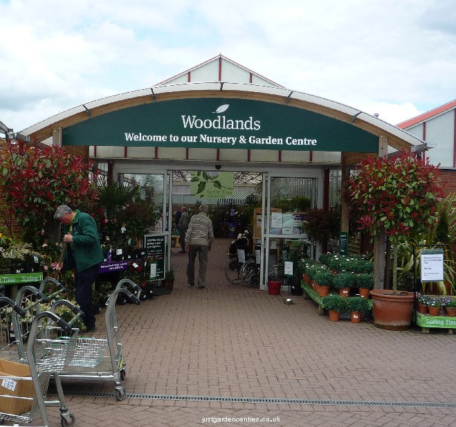 Image Result For Visual Display Garden Center: Woodlands Garden Centre In Stapleton, Leicester